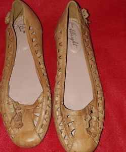 Miss Albright Anthropologie Flats 7